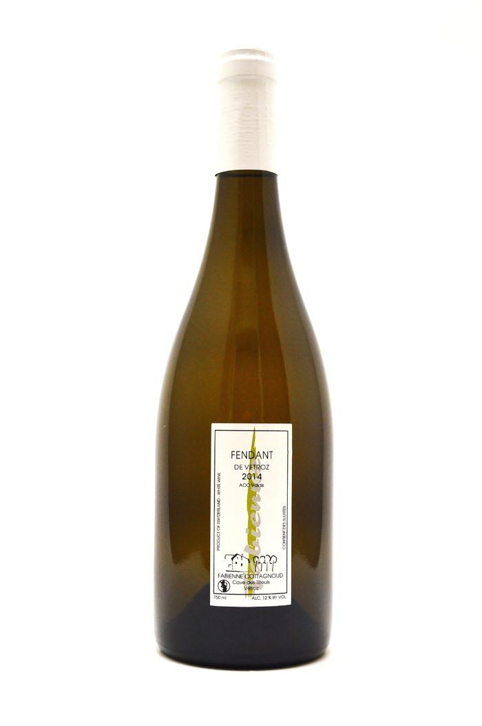 Le Chai D039Anthon Vins Blancs étrangers3
