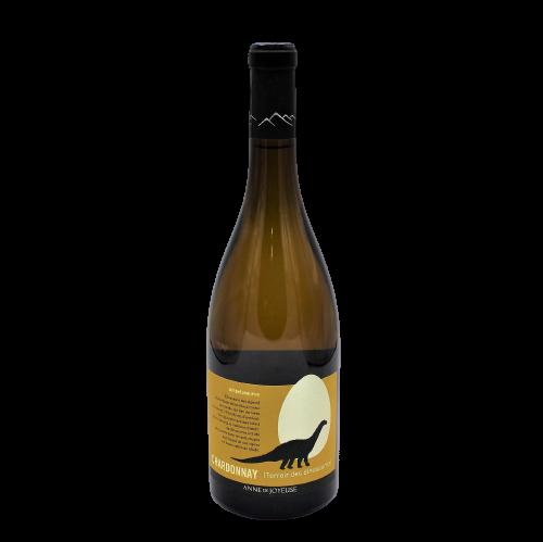 Le Chai D&633.png039;Anthon Chardonnay Blanc Dino Anne De Joyeuse 75cl Removebg Preview 633
