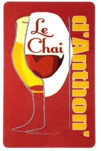 Le Chai D039Anthon Carte Fid