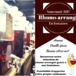 Le Chai D039Anthon Rhums