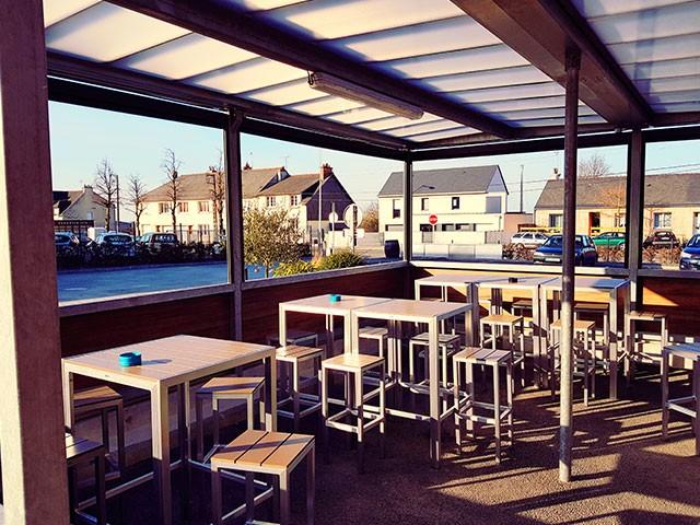 Le Chai D039Anthon Bar Terrasse 2