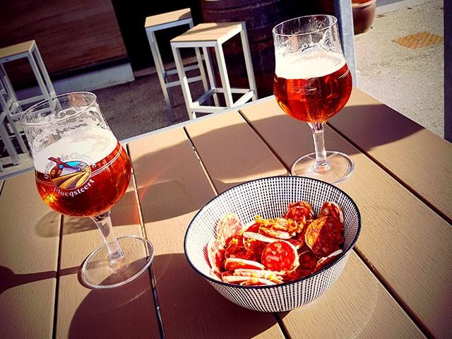 Le Chai D039Anthon Bar Terrasse 3