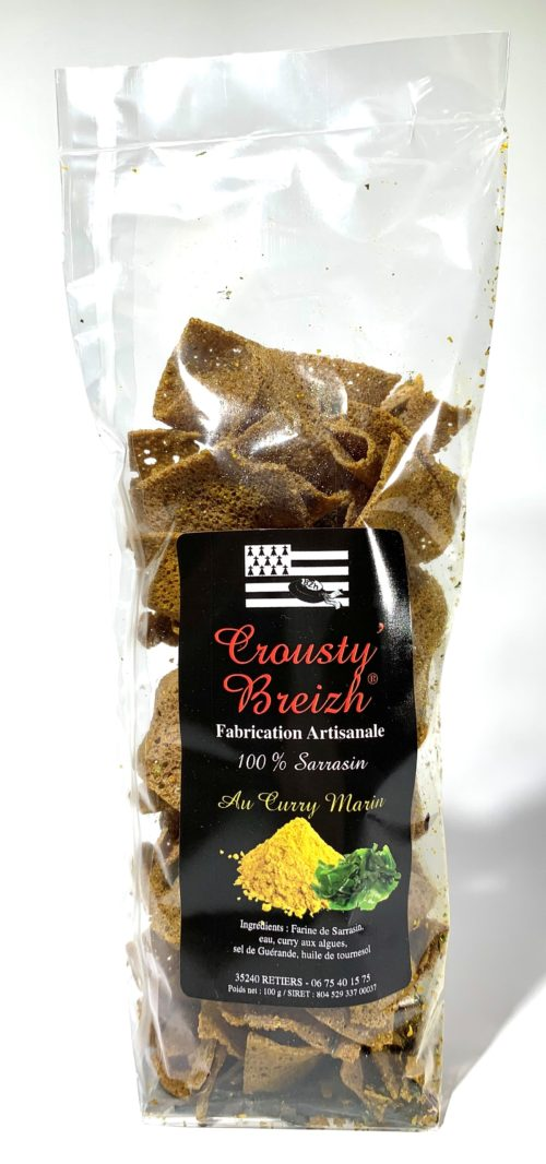 Le Chai D039Anthon Crousty Curry