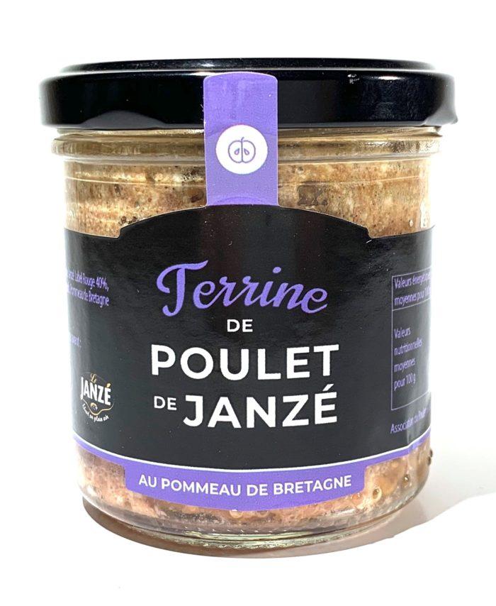 Le Chai D039Anthon Poulet De Janze