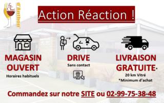 Le Chai D&634.PNG039;Anthon Affiche Action Réaction 634