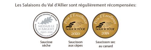 Le Chai D039Anthon Salaisons Du Val D Allier Medaille Home Medailles 2020 V2