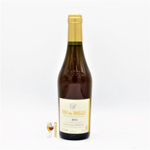Le Chai D&1144.JPG039;Anthon Vin Blanc Bouteille Cotes De Jura De Paille Boilley 2012 37,5cl 1144