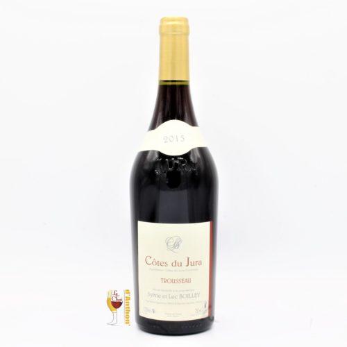 Le Chai D&1278.JPG039;Anthon Vin Bouteille Rouge Jura Cotes Du Jura Trousseau Boilley 75cl 1278
