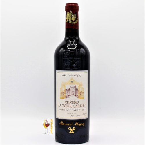 Le Chai D&680.JPG039;Anthon Vin Bouteille Rouge Bordeaux Haut Medoc La Tour Carnet 2016 75cl 680