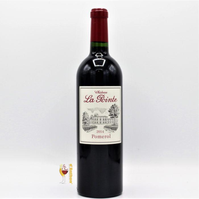 Le Chai D&685.JPG039;Anthon Vin Bouteille Rouge Bordeaux Pomerol La Pointe 2014 75cl 685