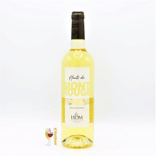 Le Chai D&691.JPG039;Anthon Vin Blanc Bouteille Sud Ouest Cotes De Gascogne Les Hauts De Montrouge Gros Manseng 75cl 691