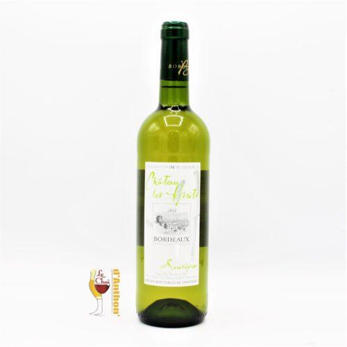 Le Chai D&697.JPG039;Anthon Vin Blanc Bouteille Bordeaux Les Herits 75cl 697
