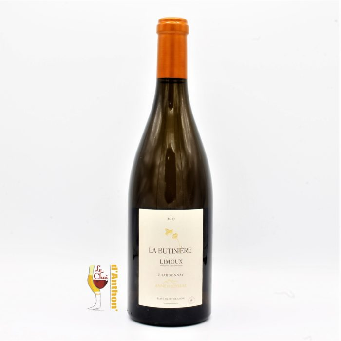 Le Chai D&703.JPG039;Anthon Vin Blanc Bouteille Languedoc Limoux La Butiniere Anne De Joyeuse 75cl 703