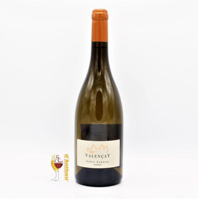 Le Chai D&705.JPG039;Anthon Vin Blanc Bouteille Loire Valencay Bardon 75cl 705