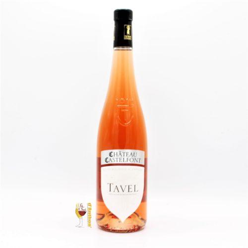 Le Chai D&715.JPG039;Anthon Vin Rose Bouteille Sud Ouest Tavel Castelfont 75cl 715