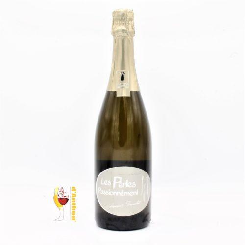 Le Chai D&726.JPG039;Anthon Vin Effervescent Bouteille Vmg Brut Perles Tourette 75cl 726