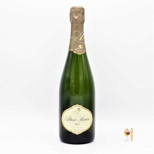 Le Chai D&727.JPG039;Anthon Vin Effervescent Bouteille Champagne Albert Martin 75cl 727