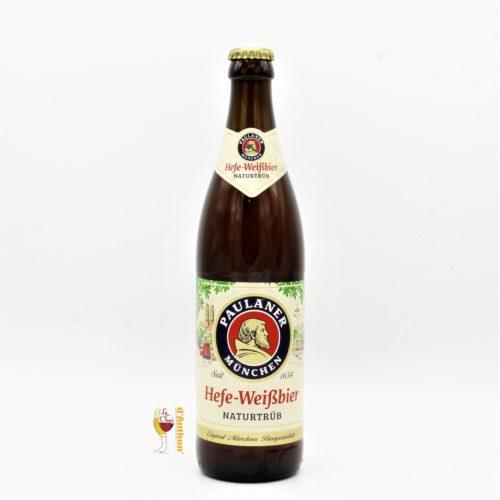 Le Chai D&760.JPG039;Anthon Biere Bouteille Blonde Brasserie Paulaner Weiss Hell Allemande 50cl 760