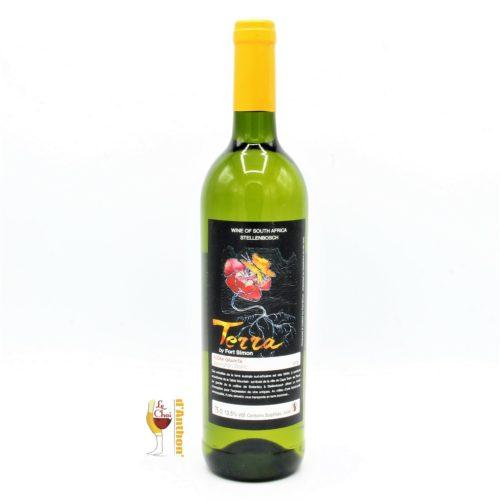 Le Chai D&807.jpg039;Anthon Vin Blanc South Africa Terra 75cl 807