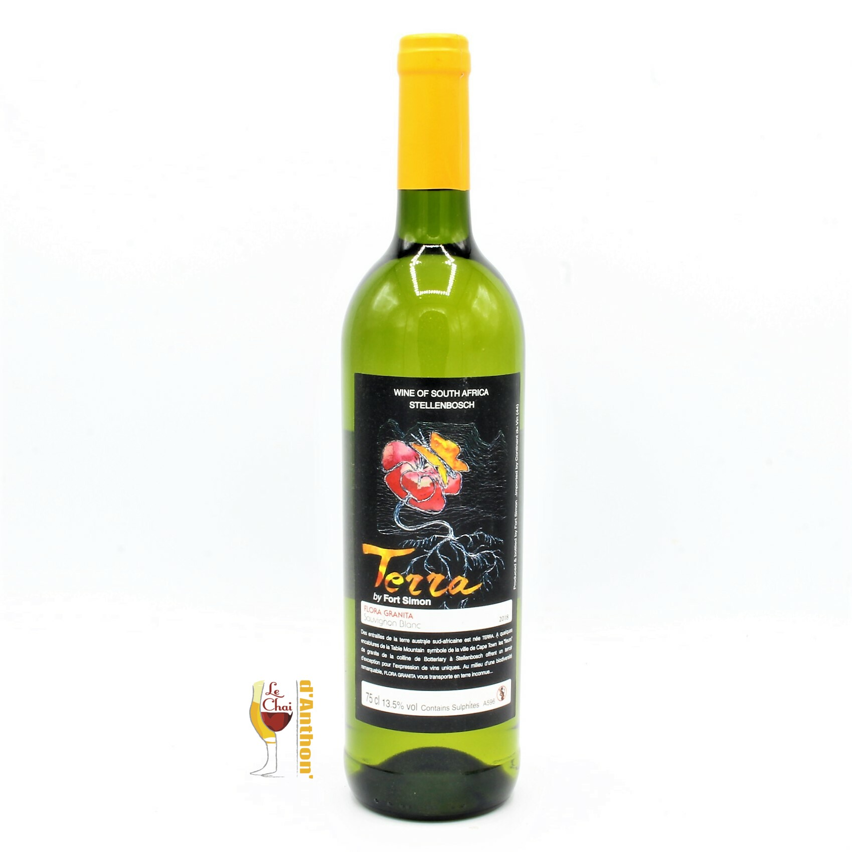 Le Chai D&807.jpg039;Anthon Vin Blanc South Africa Terra 75cl 807