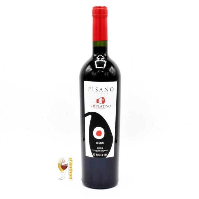 Le Chai D&815.jpg039;Anthon vin pisano uruguay platino