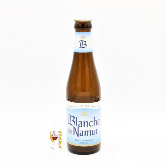 Le Chai D&827.jpg039;Anthon Biere Bouteille Blanche Brasserie Bocq Blanche De Namur Belge 25cl 827