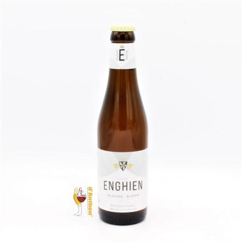 Le Chai D&832.JPG039;Anthon Biere Bouteille Blonde Brasserie Silly Enghien Belge 33cl 832
