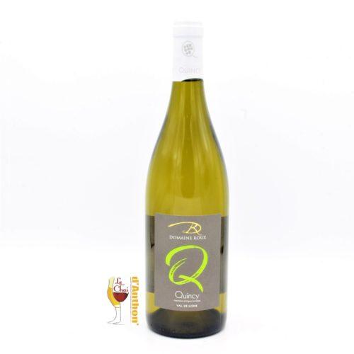 Le Chai D&839.JPG039;Anthon Vin Blanc Quincy Roux 75cl 839