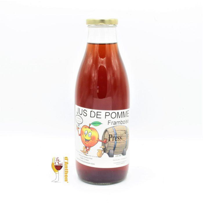 Le Chai D&845.jpg039;Anthon Jus De Pommes Pressoir 1l Cassis 845