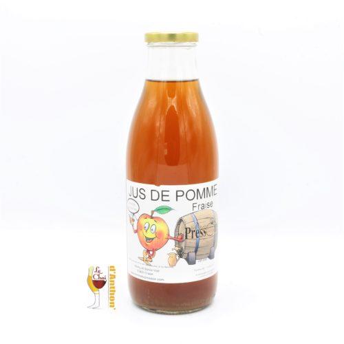 Le Chai D&846.jpg039;Anthon Jus De Pommes Pressoir 1l Fraise 846