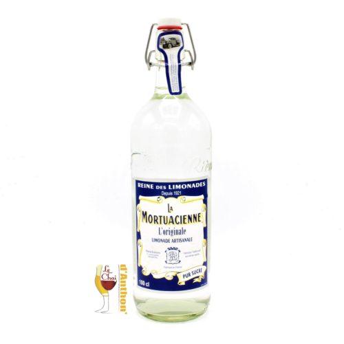 Le Chai D&881.JPG039;Anthon Limonade Reine La Mortuacienne Pur Sucre 1l 33cl Fabrication Artisanale Nature 881