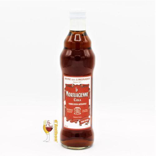 Le Chai D&882.JPG039;Anthon Limonade Reine La Mortuacienne Pur Sucre 1l 33cl Fabrication Artisanale Cola 882