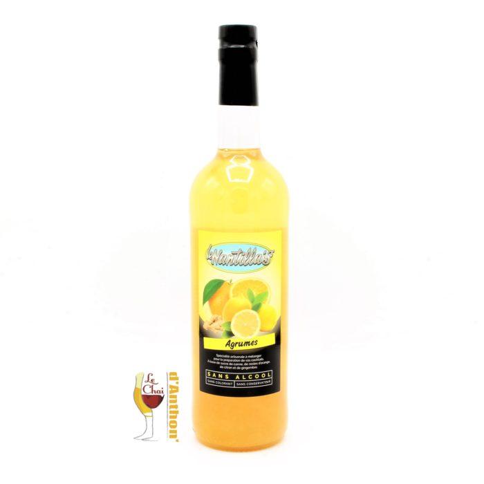 Le Chai D&893.JPG039;Anthon Sans Alcool Nantillais Argrumes 73cl 893