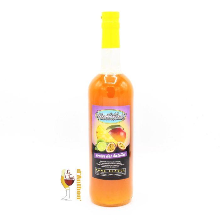 Le Chai D&894.JPG039;Anthon Sans Alcool Nantillais Fruits Des Antilles 73cl 894