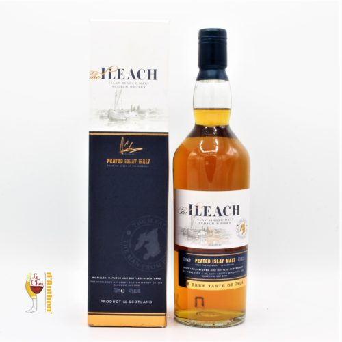 Le Chai D&900.JPG039;Anthon Spiritueux Whiskies Ecosse Tourbe Islay Single Malt Ileach 70cl 900