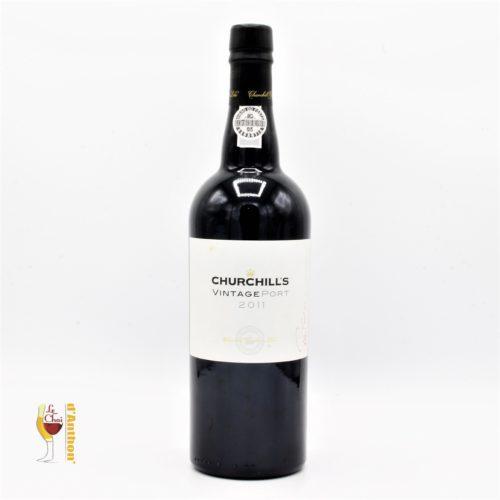 Le Chai D&941.JPG039;Anthon Vin De Liqueur Porto Douro Churchills Colheita 2011 75cl 941