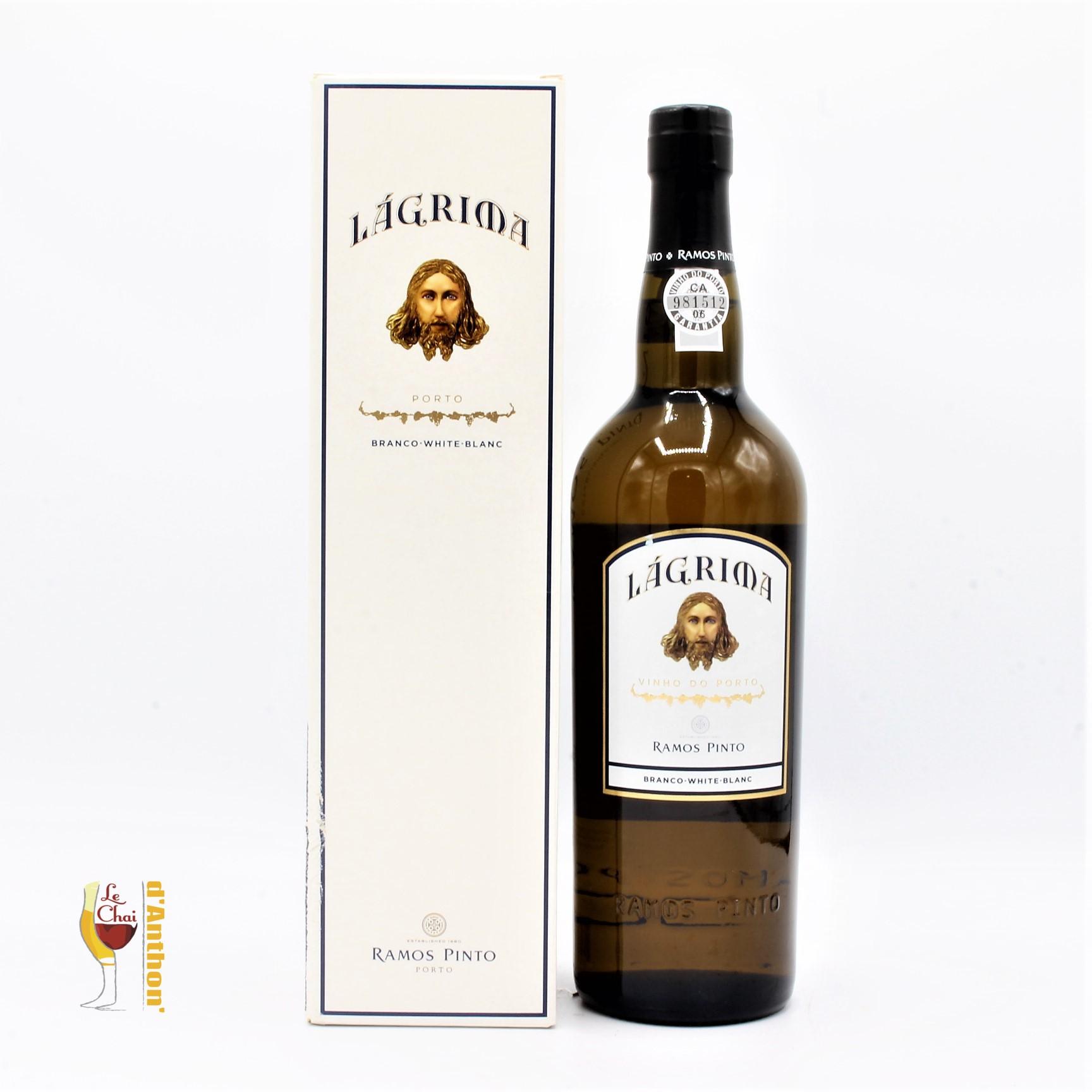Le Chai D&943.JPG039;Anthon Vin De Liqueur Porto Douro Ramos Pinto Lagrima 75cl 943