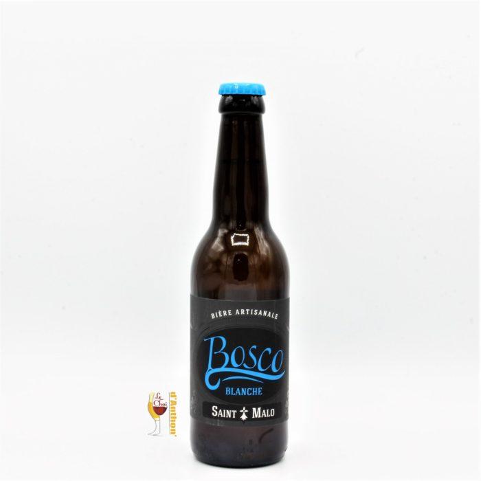 Biere Bouteille Blanche Brasserie Bosco Bretonne 33cl
