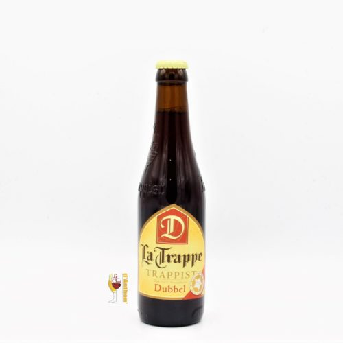 Biere Bouteille Blonde Abbaye De Koningshoeven Trappe Dubbel Belge 33cl