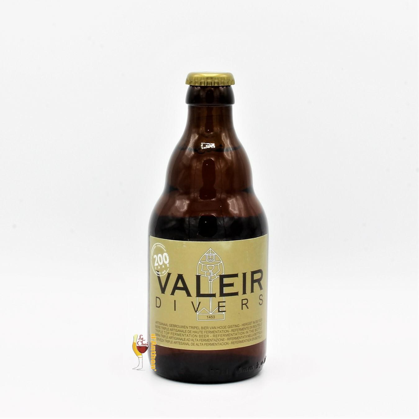 Biere Bouteille Blonde Brasserie Contreras Valeir Divers Belge 33cl