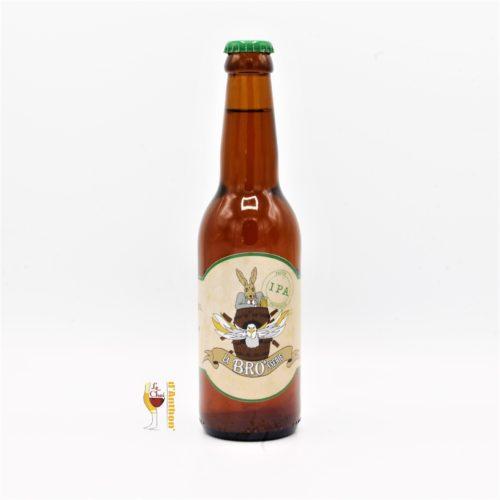 Biere Bouteille Ipa La Brosserie Tropical Locale 33cl