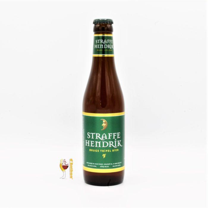 Biere Bouteille Triple Brasserie De Halve Maan Belge 33cl