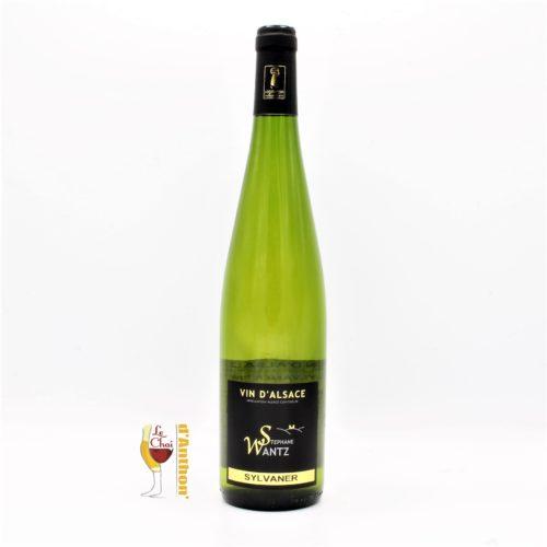 Vin Blanc Bouteille Alsace Sylvaner M Wantz 75cl