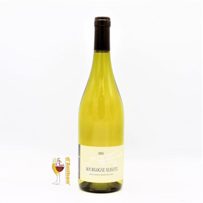 Vin Blanc Bouteille Bourgogne Aligote Les Vignes St Germain 75cl