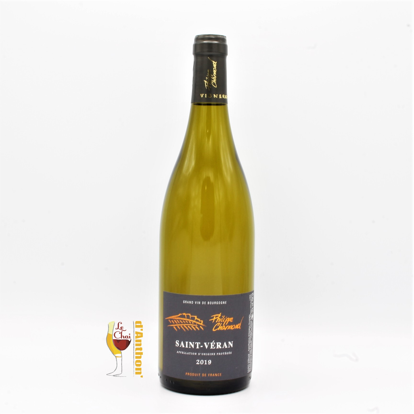 Vin Blanc Bouteille Bourgogne St Veran Charmond 75cl