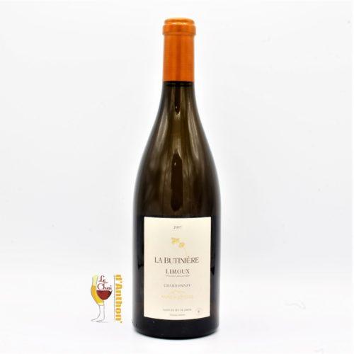 Vin Blanc Bouteille Languedoc Limoux La Butiniere Anne De Joyeuse 75cl