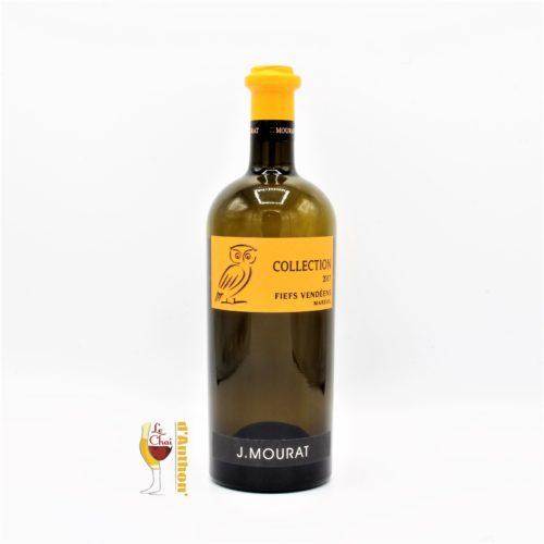 Vin Blanc Bouteille Loire Fiefs Vendeens Blanc Les Vignobles Mourat 75cl