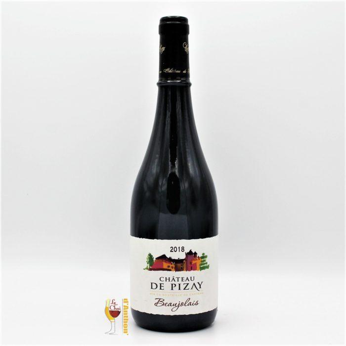 Vin Bouteille Rouge Beaujolais Beaujolais Pizay 75cl
