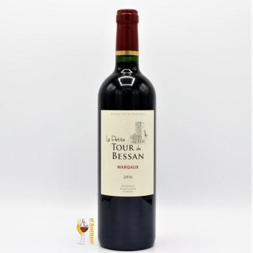 Vin Bouteille Rouge Bordeaux Margaux Bessan La Tour 75cl