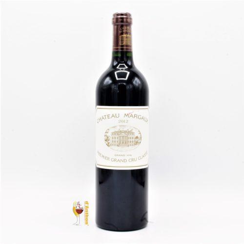 Vin Bouteille Rouge Bordeaux Margaux Margaux 2012 75cl